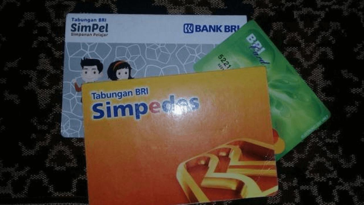 Produk Bank BRI Berupa Tabungan