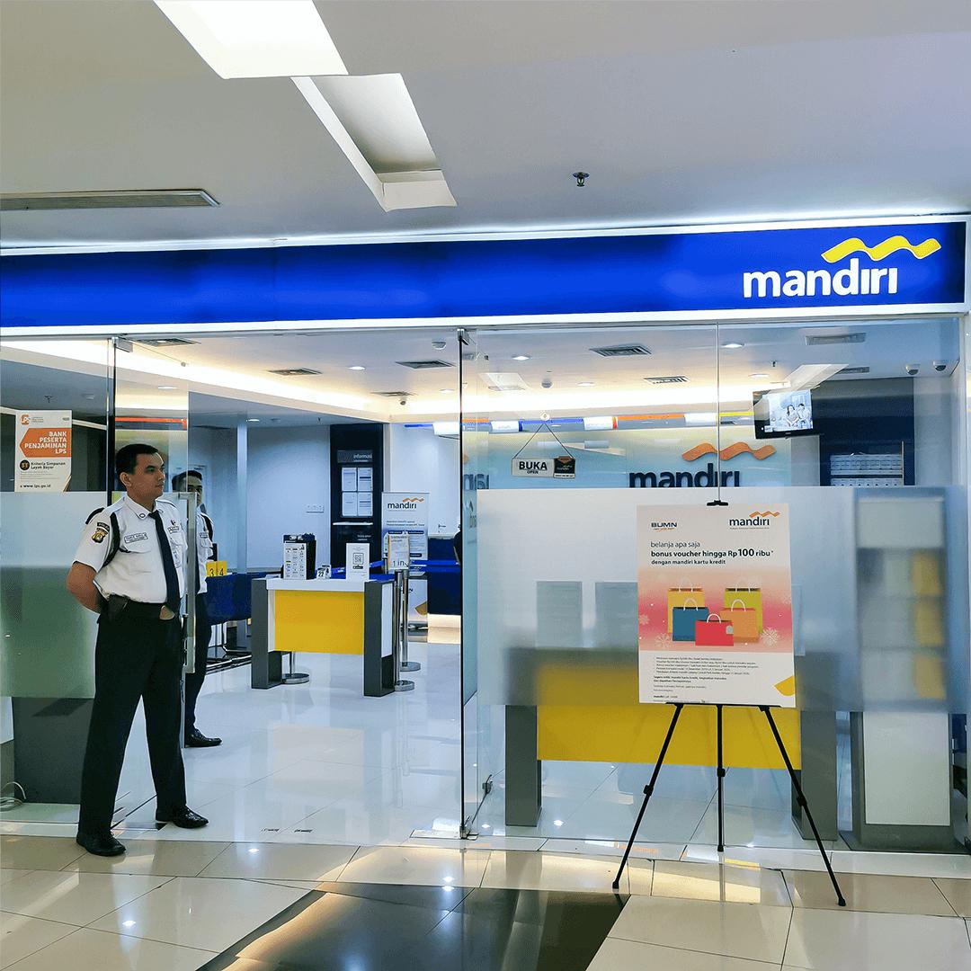 Profil Bank Mandiri