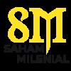 Logo Saham Milenial